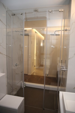 מקלחון מעוצב לאמבטיה