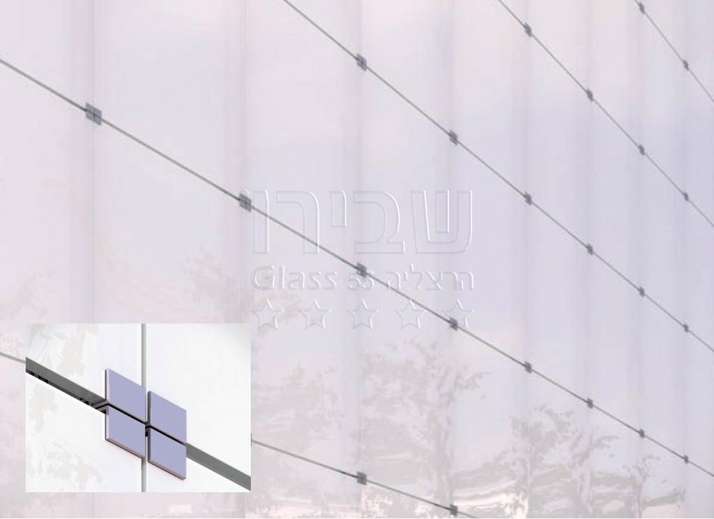 חיפוי חוץ לבניין עם צבע קרמי מערכת AIRSYSTEM