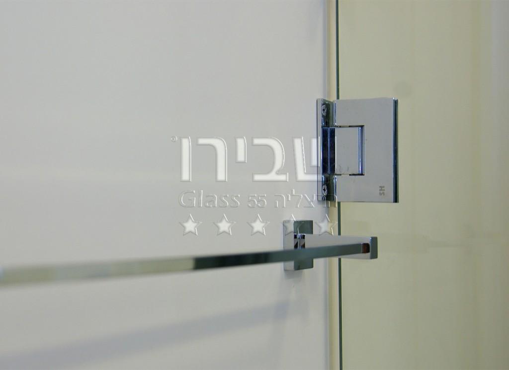 ציר דלת מקלחון פתיחה פנים וחוץ