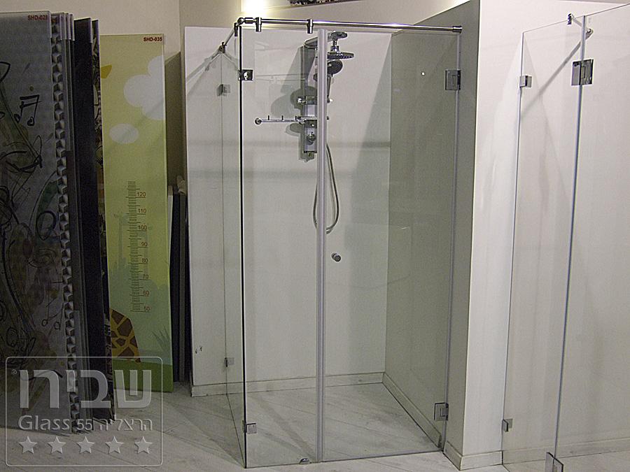 מקלחונים לאמבטיה בעיצוב של שבירו