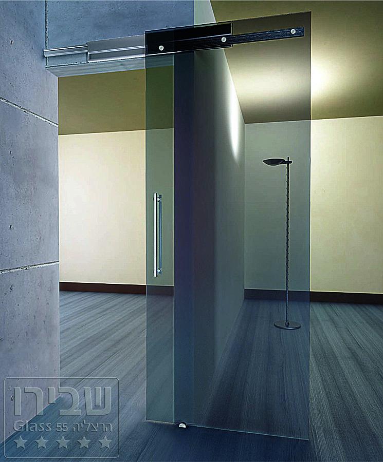 דלתות זכוכית מעוצבות בגימור גבוה