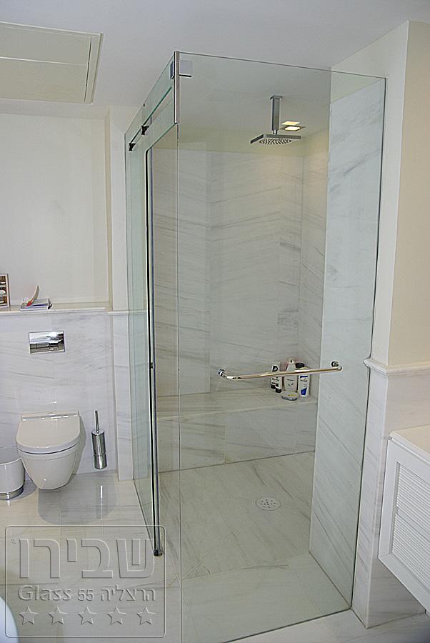 מקלחונים מעוצבים לפי מידה