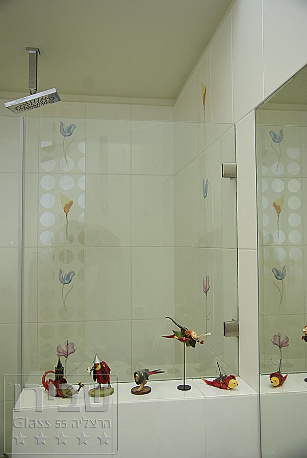 מקלחון גבוה לאמבטיה