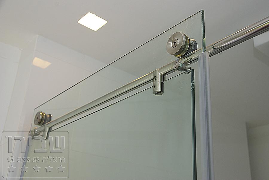 עיצוב מקלחונים עם גימור איכותי