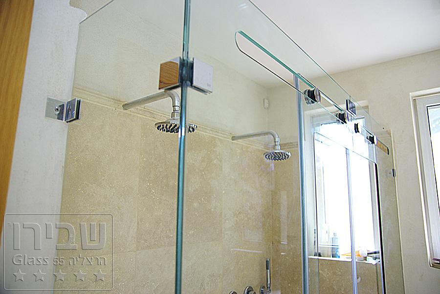 עיצוב מקלחונים ברמה איכותית