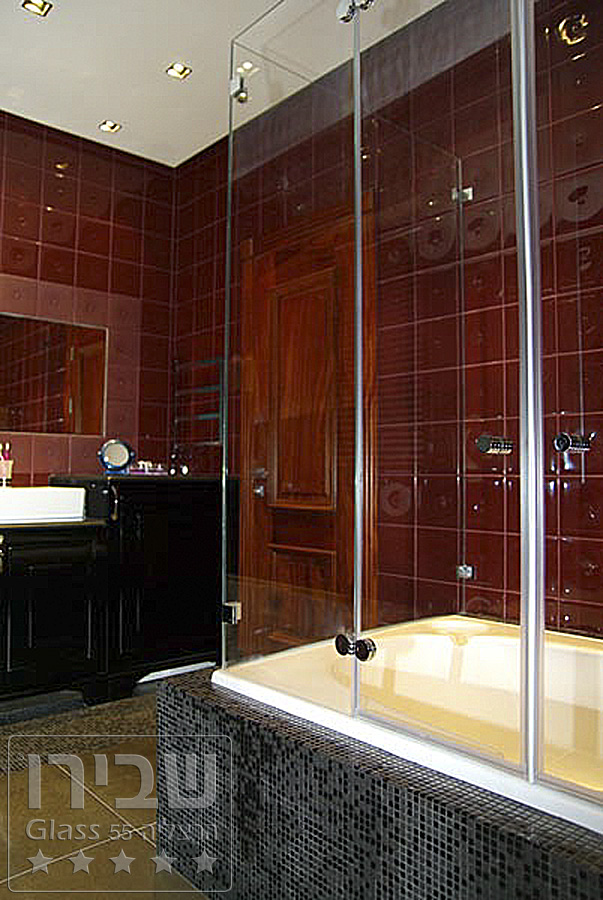 אמבטיונים מזכוכית עמידה