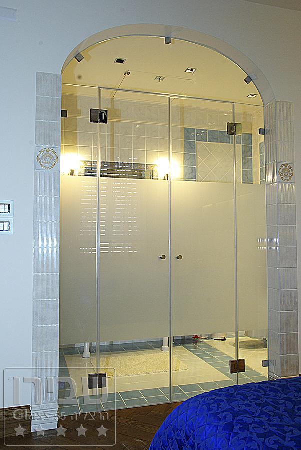 מקלחון מעוצב של שבירו