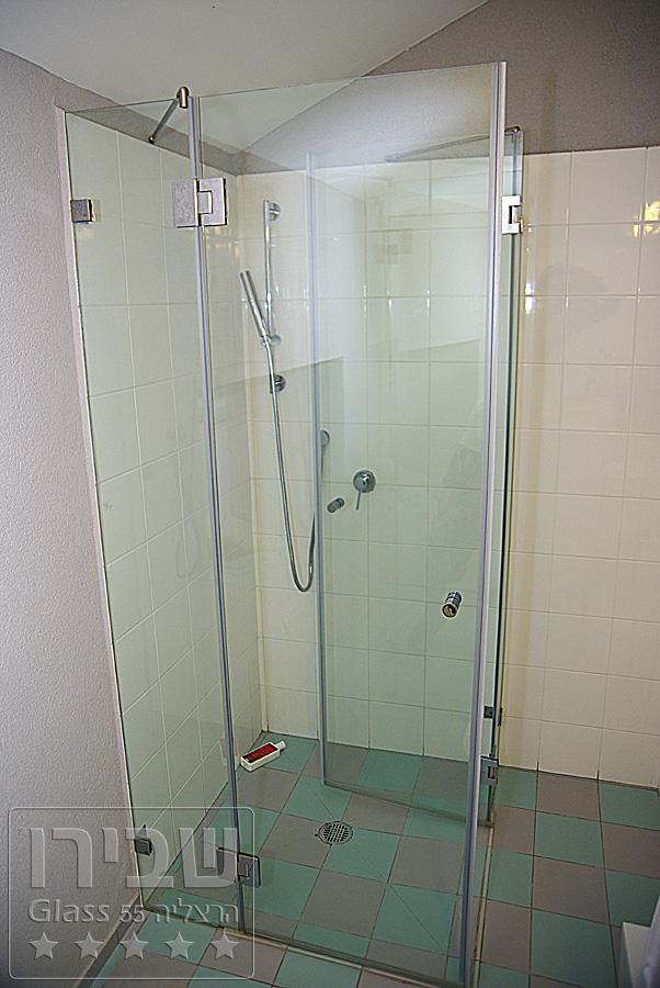מקלחונים מיוחדים וגבוהים